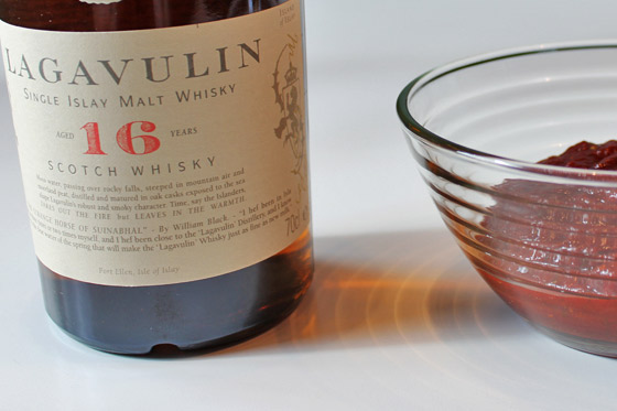 Whiskymarinade