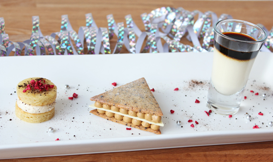 Dessert til nytårsaften 2014